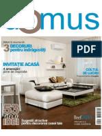 Revista Domus - Februarie 2010