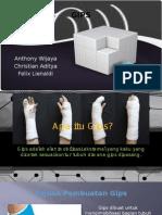 GIPS (Anthony Wijaya, Felix Lienaldi, Christian Aditya) XI MIA