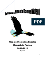 Watson School-Wide Discipline.spanish