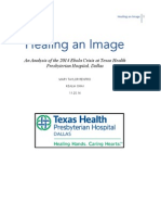 healing an image - ebola case analysis