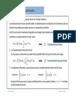 Transformada de Fourier 2013
