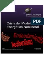 Crisis Del Modelo Energetico Neoliberal
