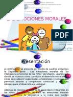 Las Emociones Morales