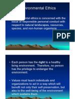 Environmental Cases