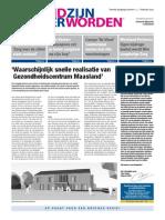 GZBW Maassluis Maasland - Februari 2015