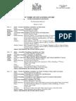March 4, 2015 - Public Hearing Calendar