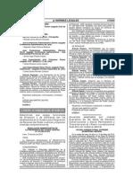 Primer Pleno Jurisdiccional Supremo Laboral 2012