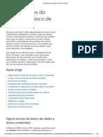 Fundamentos Do Design de Banco de Dados