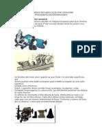 Processos Usinagem de Engrenagens