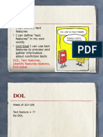 text features 3 2