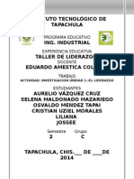 Instituto Tecnológico de Tapachula