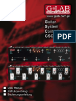 G-Lab GSC2 Manual