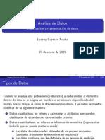 2. Organización Datos