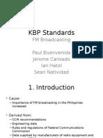 FM Broadcast Standards ppt