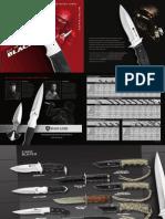 Black Label Brochure Retail
