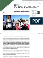 03-03-15 SRE y Senado Analizan Asesinatos de Mexicanos en EU