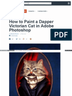 Paint a Dapper Victoria