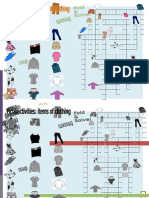 Pictioactivities Clothes