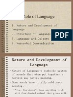 Role of Language.ppt