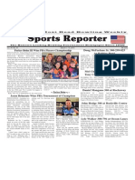 March 4 - 10, 2015 Sports Reporter