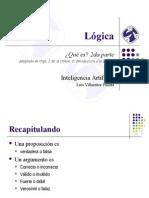 Lógica-qué Es (II)