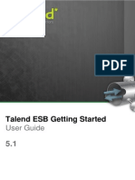 Talend ESB GettingStarted UG 51 En