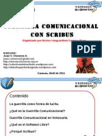 Guerrilla Comunicacional Scribus 020411