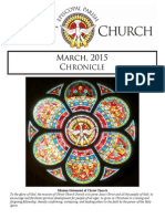 March Chronicle 2015 Christ Church