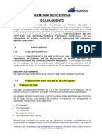 MEMORIA DESCRIPTIVA EQUIPAMIENTO.doc
