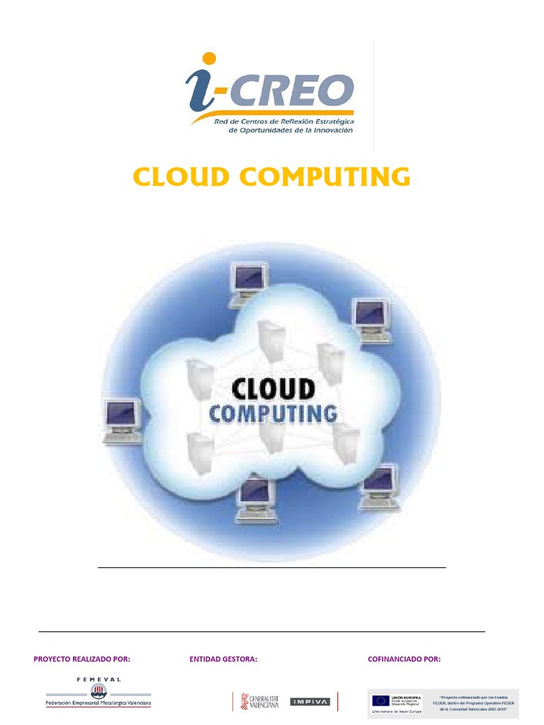 the end of corporate it cloud computing literature review
