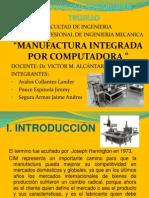 Exposicion 4 Grupo Manufactura Integrada Por Computadora (Cim)