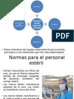 Normas Del Quirofano