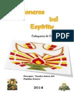 Cuadernillo Del Catequista 2014