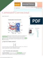 Carburador Convencional.pdf