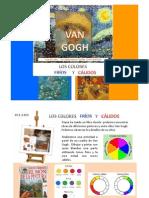 Van Gogh Los Colores