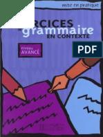 Grammaire en contexte - avancé.pdf