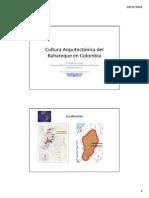 Cultura Arquitectónica del Bahareque en Colombia porLuz Stela Velasquez