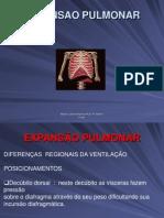 Aula Expansao Pulmonar