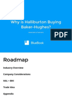 Why Is Haliburton Buying Baker-Hughes?