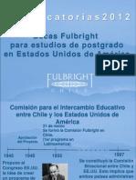 Difusion Convocatorias Generales 2012-2013