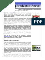 Nfsa Presidents Report Jun/jul 14