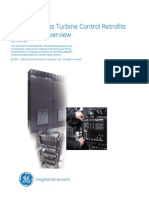 Mark VI for Gas Turbine Control Retrofits Application Overview