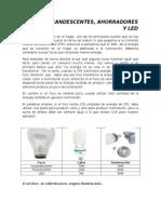 LED vs Ahorradores