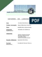 Informe Circuitos Electronicoss II 12-01-2015