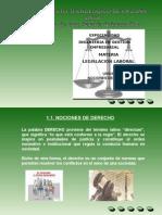 Diapositivas Unidad 1 de Legislacion Laboral Point2