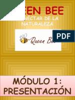 Exposición de Queen Bee el nectar de la naturaleza