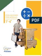Evaluaciones de Matematica 1_ a 4_ Completas