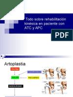 Rehabilitacion Protesis de Cadera