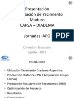 CAPSA-Optimizacion de Yacimiento Maduro