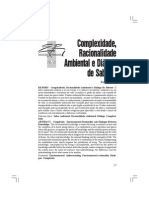 LEFF, E. Complexidades, Racionalidade Ambiental e Diáologo de Saberes